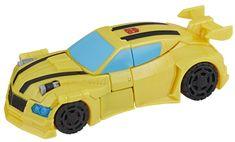 Transformers Cyberverse Warrior Bumblebee - rozbaleno
