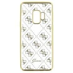 Guess 4G TPU Case Gold pro Samsung Galaxy S9 GUHCS9TR4GG