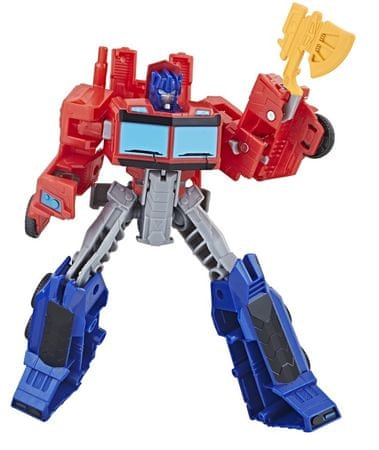 Transformers bojevnik Cyberverse Warrior Optimus Prime
