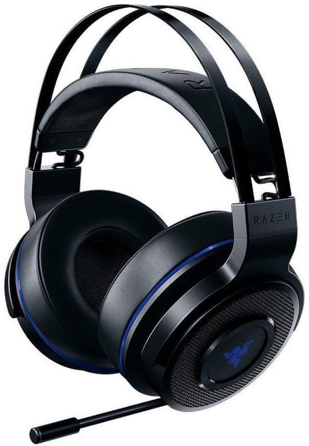 Razer Thresher 7.1 pro PlayStation 4, černá/modrá (RZ04-02230100-R3M1)