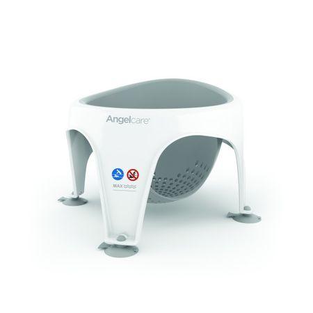 Angel Care stolček za kopanje, siv
