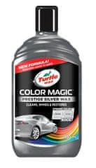 Turtle Wax Autovosk Color Magic, s voskem Carnauba, stříbrný, 500 ml