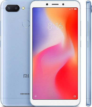 Xiaomi GSM telefon Redmi 6 4/64GB, moder