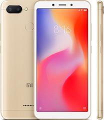 Xiaomi Redmi 6, 4GB/64GB, Dual SIM, zlatý