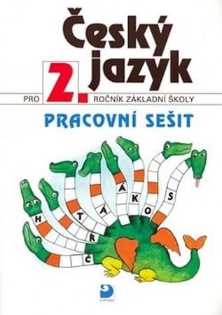 Konopková Ludmila: Český jazyk pro 2. ročník ZŠ - Pracovní sešit