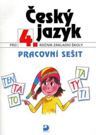 Konopková Ludmila: Český jazyk pro 4. ročník ZŠ - Pracovní sešit