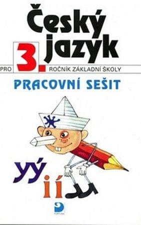 Konopková Ludmila: Český jazyk pro 3. ročník ZŠ - Pracovní sešit