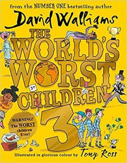 Walliams David: The World´s Worst Children 3