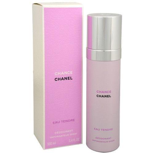 Chanel Chance Eau Tendre - deodorant ve spreji 100 ml