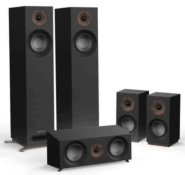Jamo S 805 HCS, černý
