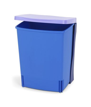 Brabantia vgradni koš za smeti 10L modra