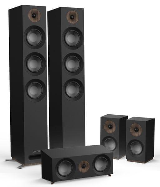 Jamo S 809 HCS, černý