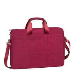 RivaCase torba za prenosnike 8335 do 39,6 cm (15,6''), rdeča
