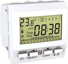 Schneider Electric MGU350518P Termostat týdenní programovatelný s podlahovým čidlem, polar