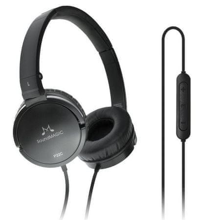 SoundMAGIC P22C čierna