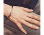 2 - Calvin Klein Otvorený ružovo pozlátený prsteň s kryštálmi Brilliant KJ8YPR1401 (Obvod 57 mm)