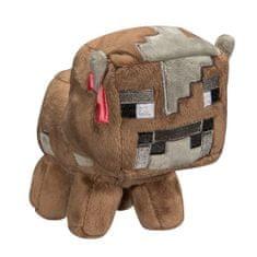 J!NX plišasta figura Minecraft Baby Cow, 17,78 cm