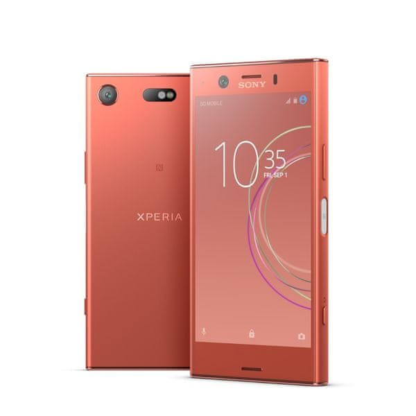 Sony Xperia XZ1 Compact, Twilight Pink