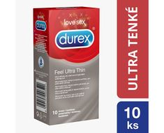 Durex Kondomy Feel Ultra Thin