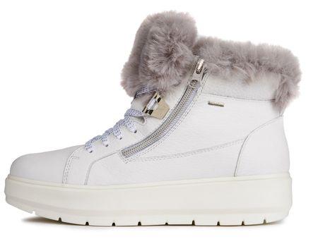 Geox ženski zimski škornji Kaula B Abx, 40, beli