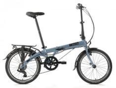 Dahon zložljivo kolo Vybe D7U, modro sivo