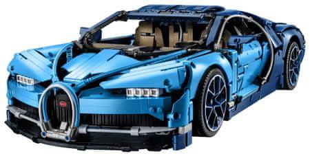 LEGO Autó modell Technic 42083 Bugatti Chiron