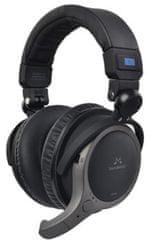 SoundMAGIC BT100 Over-Ear Bluetooth Fejhallgató, Fekete