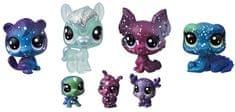 Littlest Pet Shop svemirske životinje, 7 komada