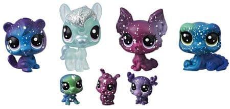 Littlest Pet Shop kozmične živali, 7kosov