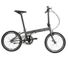 Dahon zložljivo kolo Speed Uno, rjavo sivo