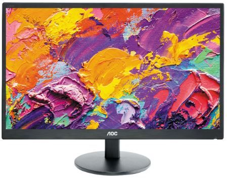 AOC LED LCD monitor E2270SWDN