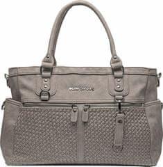 Little Company Přebalovací taška Monaco Braided taupe
