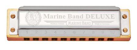 Hohner Marine Band Deluxe Db-major Foukací harmonika