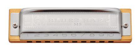 Hohner Blues Harp Ab-major Foukací harmonika