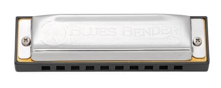 Hohner Blues Bender G-major Foukací harmonika