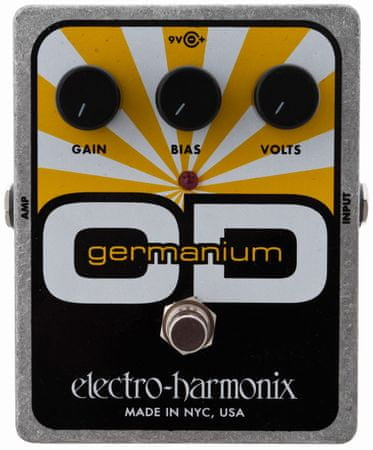 Electro-Harmonix Germanium OD Gitarový efekt