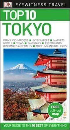 Tokyo - Top 10 DK Eyewitness Travel Guide