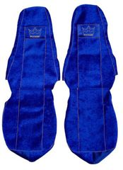 F-CORE Potahy na sedadla CS05 BD, modré
