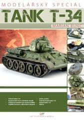 "Bunc Marian ""Síra"": Tank T-34"