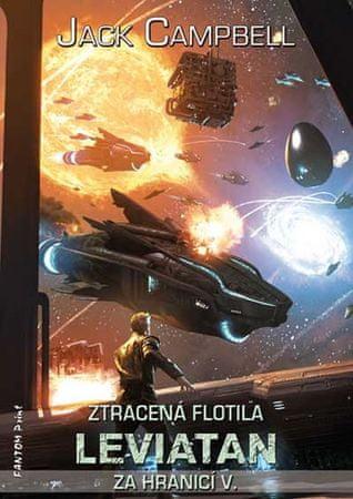 Campbell Jack: Za hranicí 5 - Leviatan (Ztracená flotila)