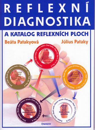 PataKyová Beáta, Pataky Július: Reflexní diagnostika a katalog reflexních ploch
