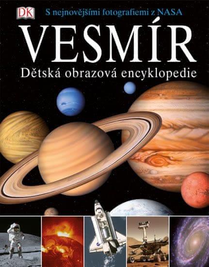 Vesmír. Dětská obrazová encyklopedie