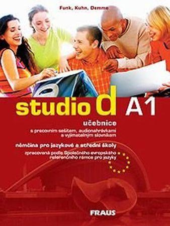 kolektiv autorů: studio d A1 - učebnice + CD
