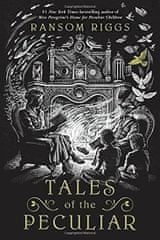 Riggs Ransom: Tales of the Peculiar