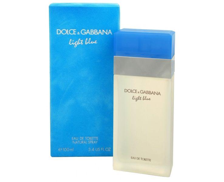 Dolce & Gabbana Light Blue - EDT 100 ml pro ženy