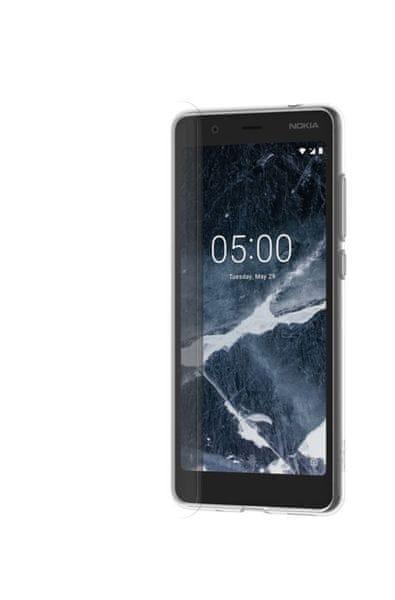 Nokia Slim Crystal case CC-109 for Nokia 5.1