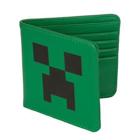 J!NX denarnica Minecraft Creeper