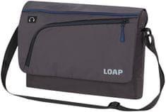 Loap Gotsa taška přes rameno černá 9d3d9f95363