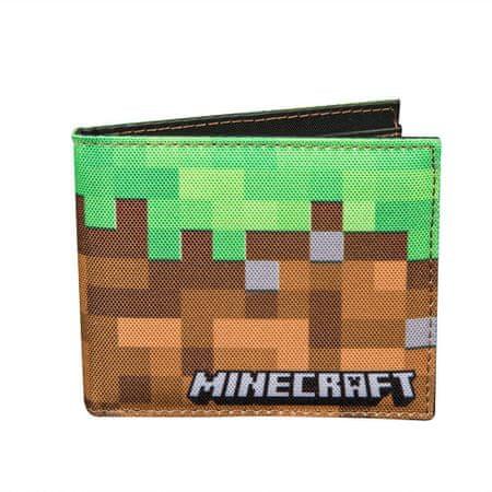 J!NX denarnica Minecraft Dirt