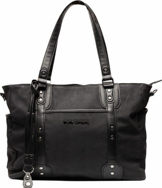 Little Company Přebalovací taška Paris Snake, Black